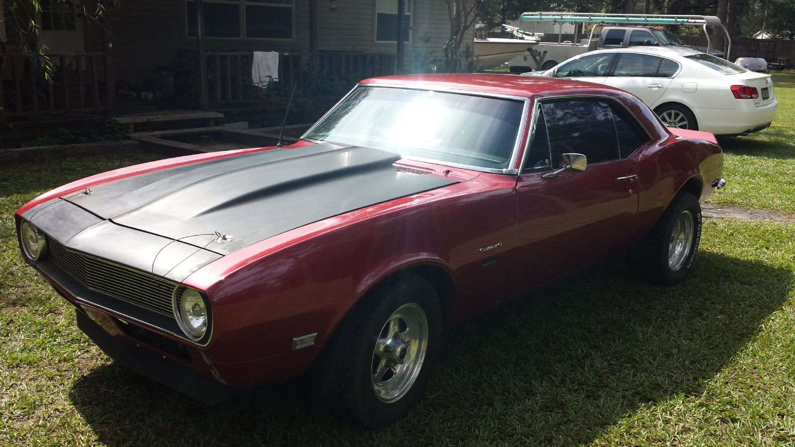 1967 Chevrolet Camaro For Sale | Jacksonville Florida
