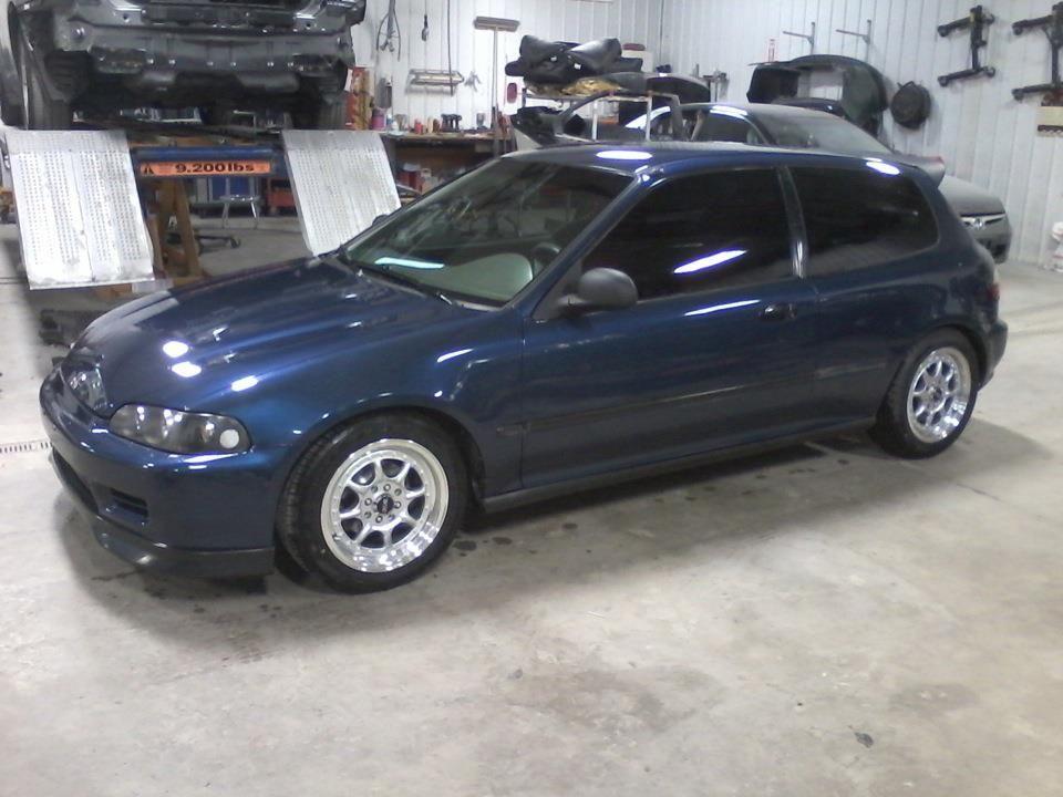 1992 Honda eg Civic dx For Sale