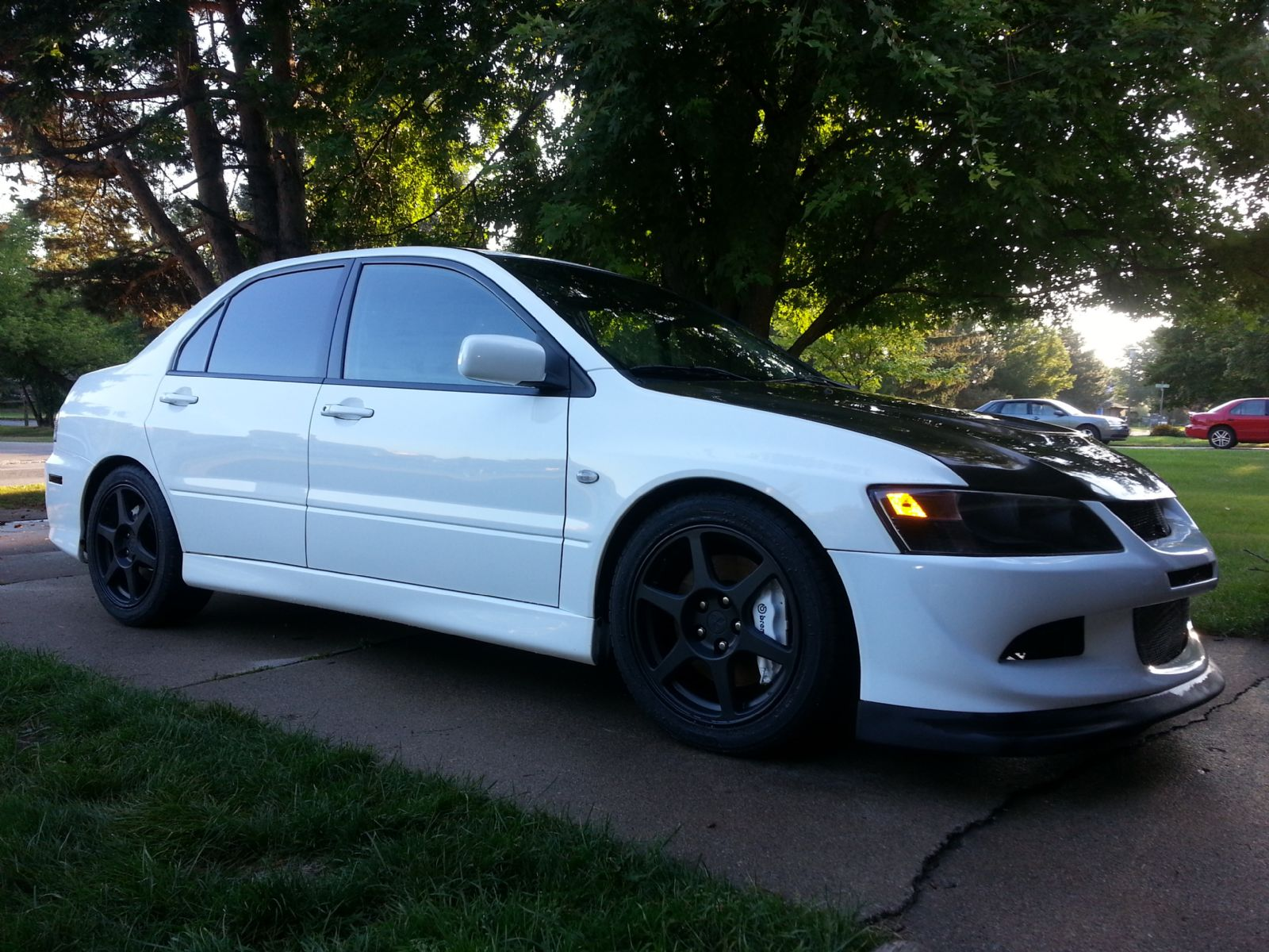 2005 mitsubishi evo viii lancer evo gsr for sale saginaw michigan. Black Bedroom Furniture Sets. Home Design Ideas