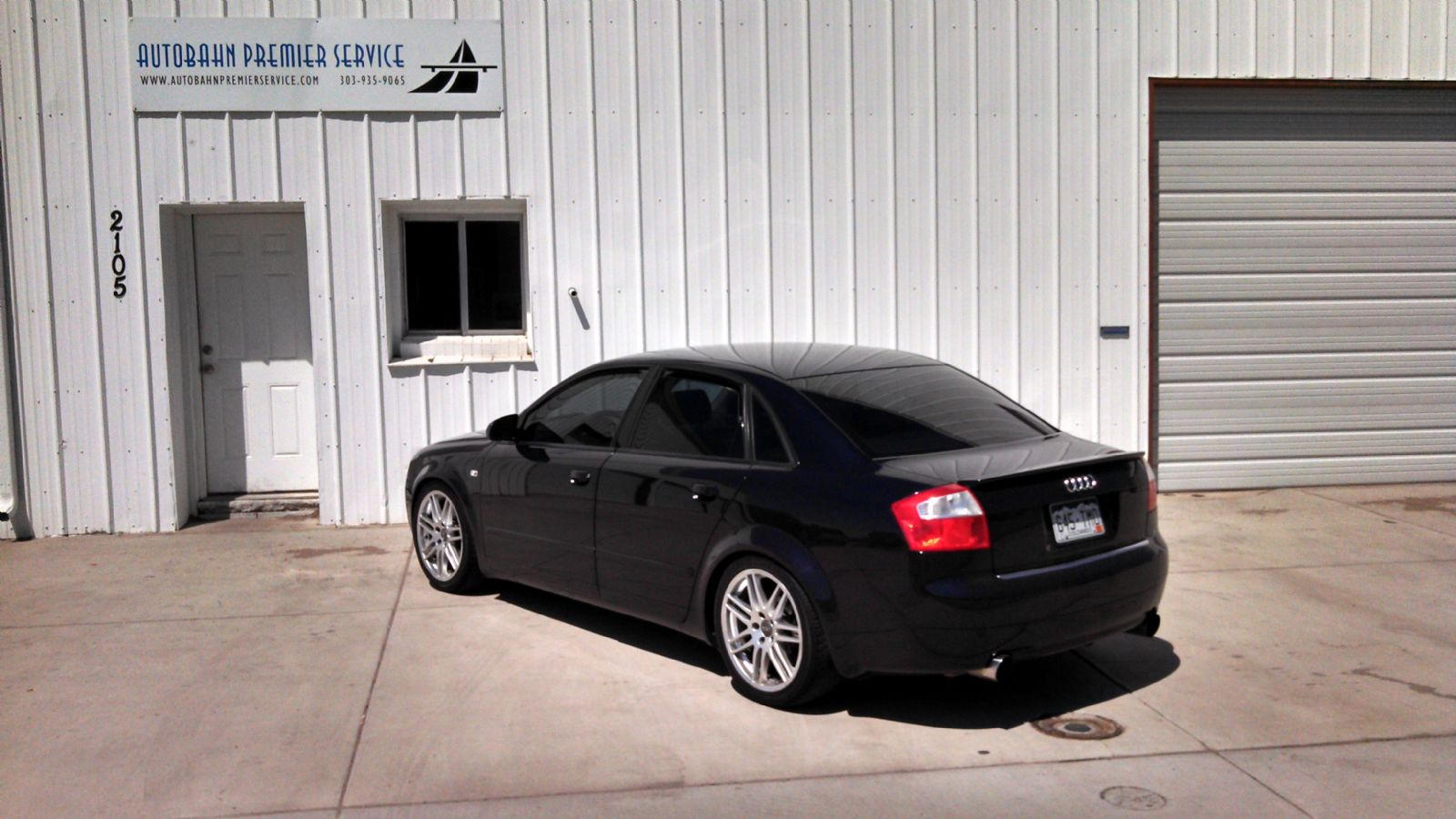 2002 Audi A4 1.8t quattro For Sale | Denver Colorado