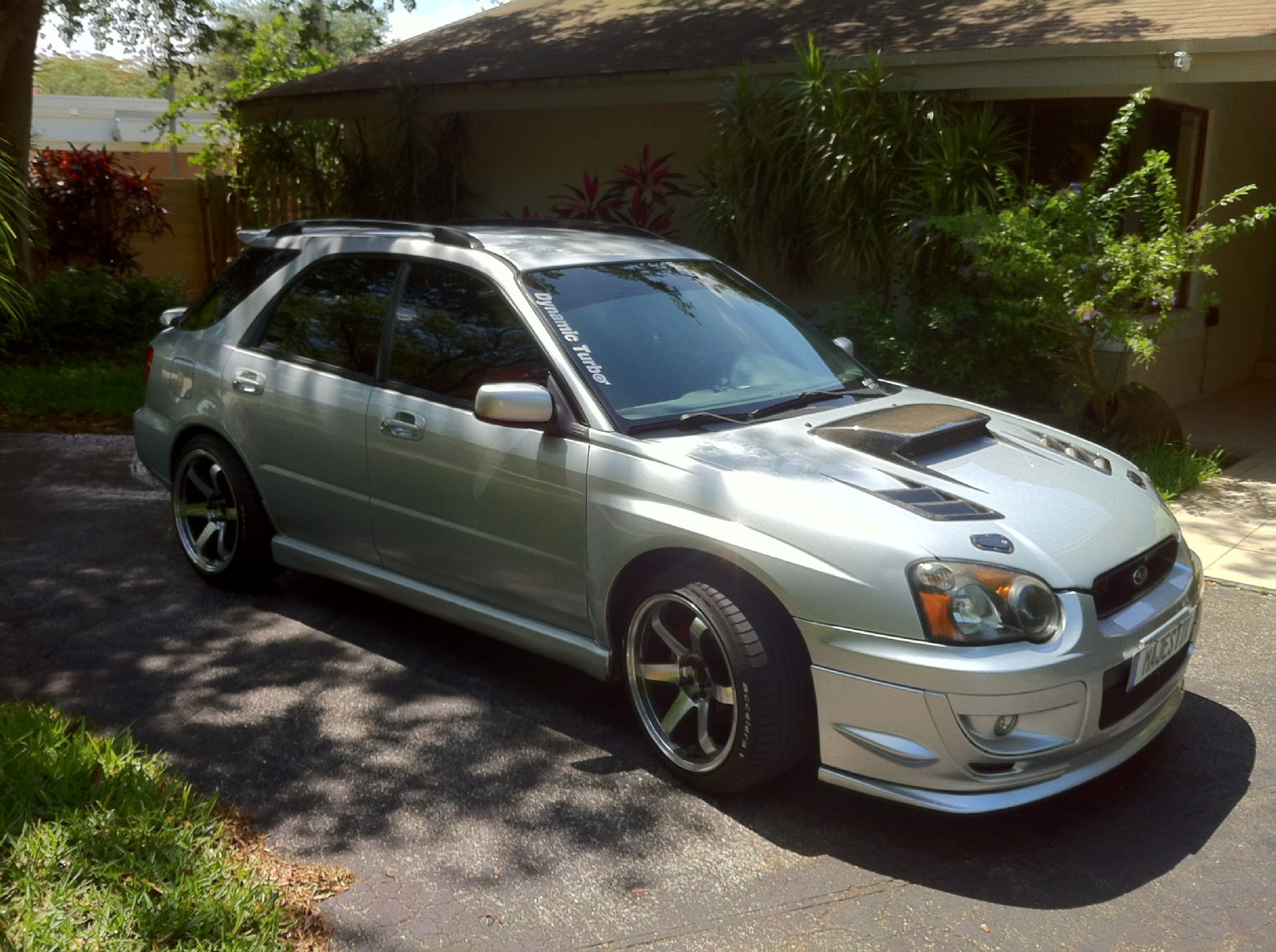 2005 Subaru Impreza Sport Wagon Wrx Automatic Us Related