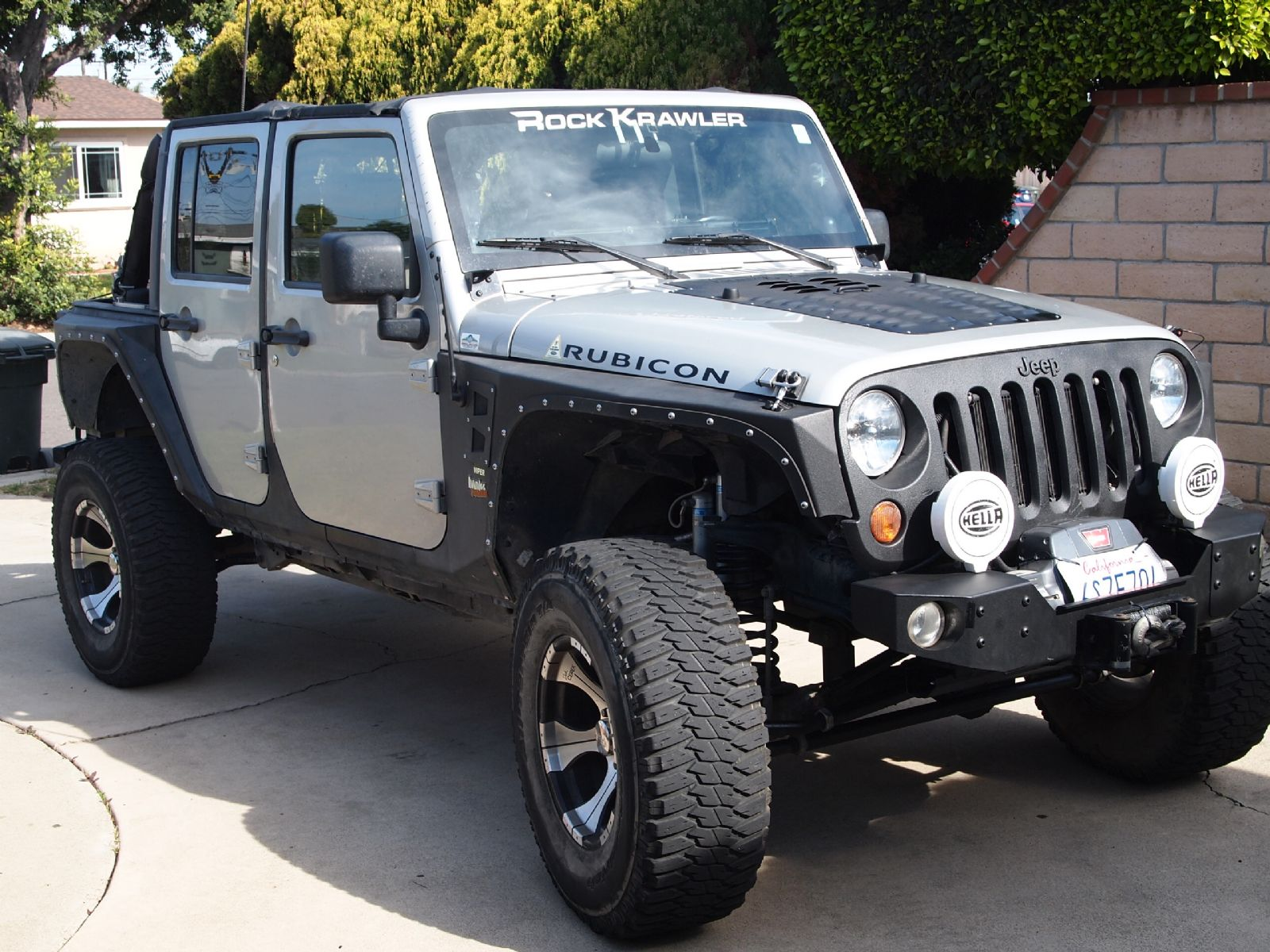 2007 jeep wrangler jk unlimited rubicon for sale costa mesa california. Black Bedroom Furniture Sets. Home Design Ideas