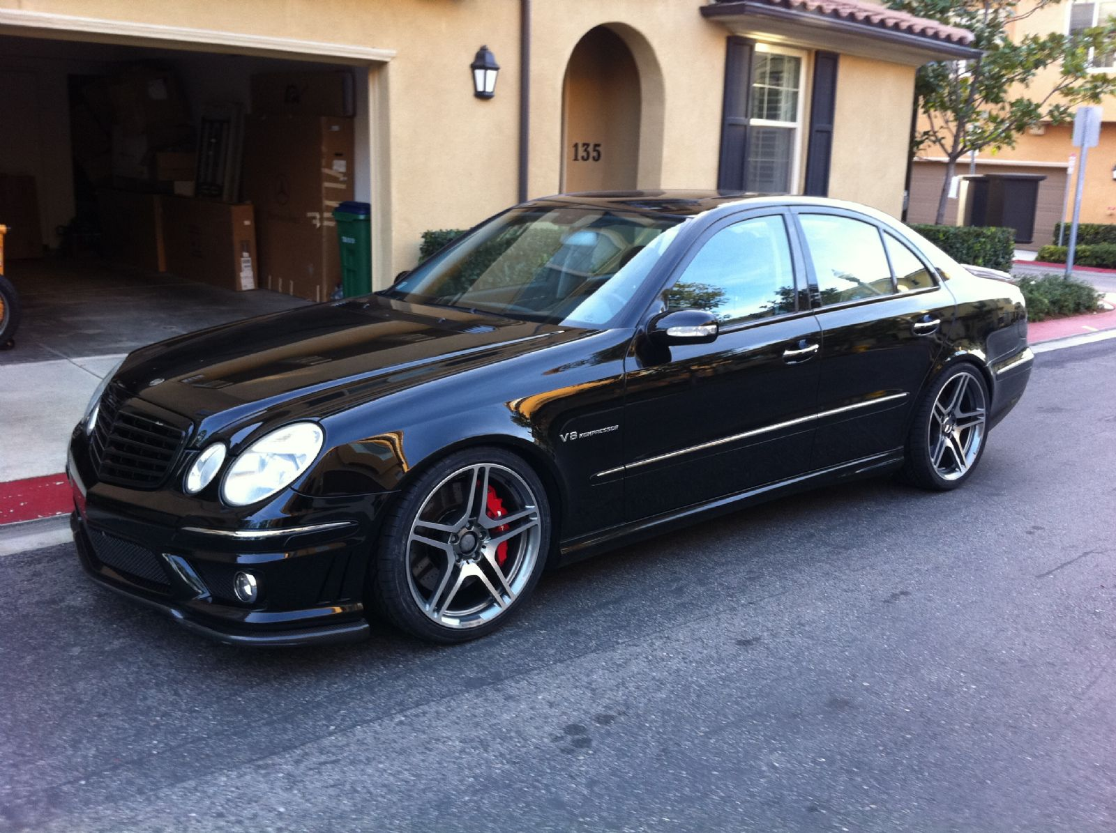 2005 mercedes e55 amg e63 upgraded for sale san antonio for 2005 mercedes benz e55 amg