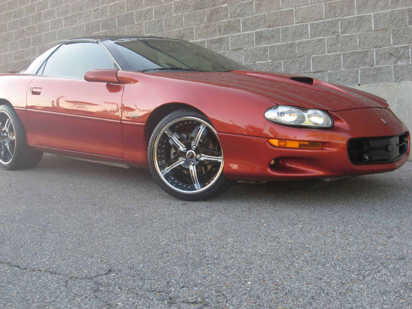 2002 chevrolet show street race custom camaro turbo ss. Black Bedroom Furniture Sets. Home Design Ideas