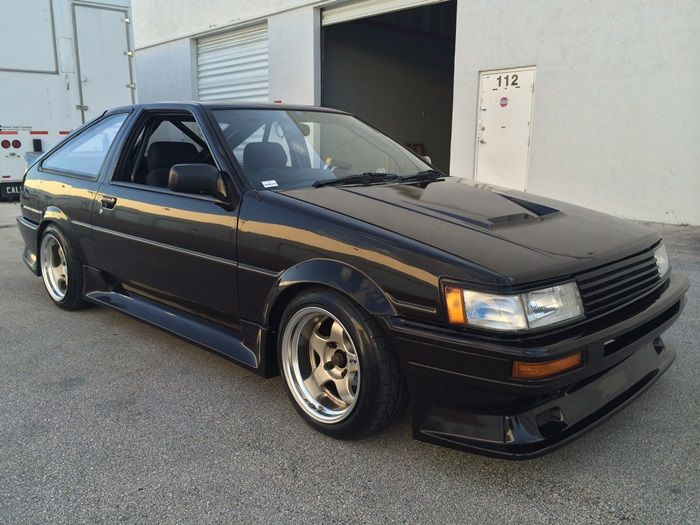 1987 toyota ae86 levin other ae86 for sale miami florida. Black Bedroom Furniture Sets. Home Design Ideas