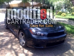 And a 2008 scion tc supercharged